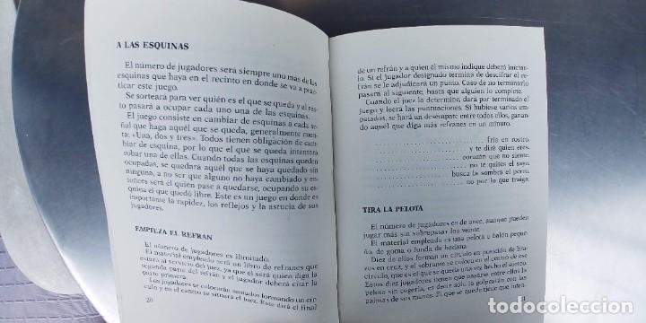Libros: juegos para niños y adivinanzas-perea ediciones año 1987-miden 17 x 12 ctm - Foto 3 - 218232228