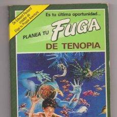 Libros: LIBRO PLANEA TU FUGA EL MAR DE SALERIA NUEVO. Lote 218636953