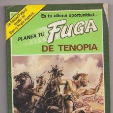 Libros: LIBRO PLANEA TU FUGA LA ISLA DE TENOPIA NUEVO. Lote 218637102
