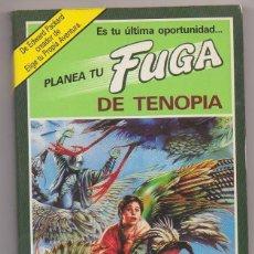 Libros: LIBRO PLANEA TU FUGA TERROR EN KABRAN NUEVO. Lote 218637286