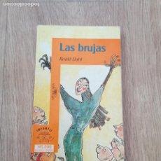 Libros: LAS BRUJAS - ROALD DAHL - ALFAGUARA INFANTIL. Lote 219738411