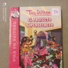 Libros: TEA STILTON. Lote 220408206