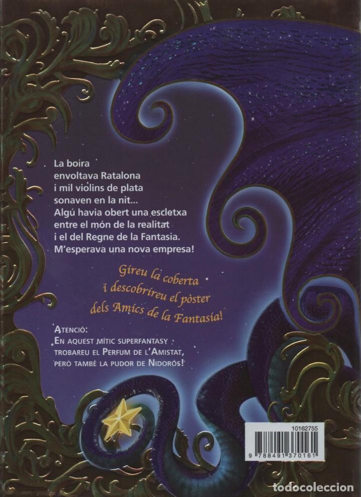 Libros: GERONIMO STILTON: EL GRAN RETORN AL REGNE DE LA FANTASIA - ESTRELLA POLAR, 2016 (NUEVO) - Foto 2 - 220894627
