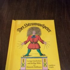 Libros: DER STRUWWELPETER. FACSÍMIL COLECCIONISTA MINI. Lote 221491695