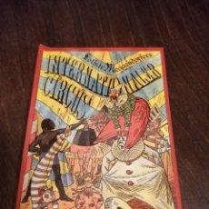 Libros: INTERNATIONALER CIRCUS. FACSÍMIL DESPLEGABLE.. Lote 221494512