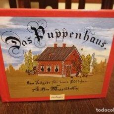 Libros: DAS PUPPENHAUS. CASA DE MUÑECAS DESPLEGABLE.. Lote 221494781