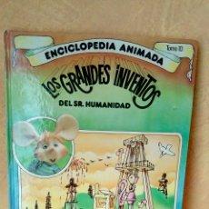 Libros: GRANDES INVENTOS DEL SR HUMANIDAD. Lote 222130322