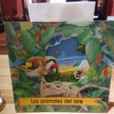 Libros: CUENTO LOS ANIMALES DEL AIRE CÍRCULO DE LECTORES. Lote 222950611