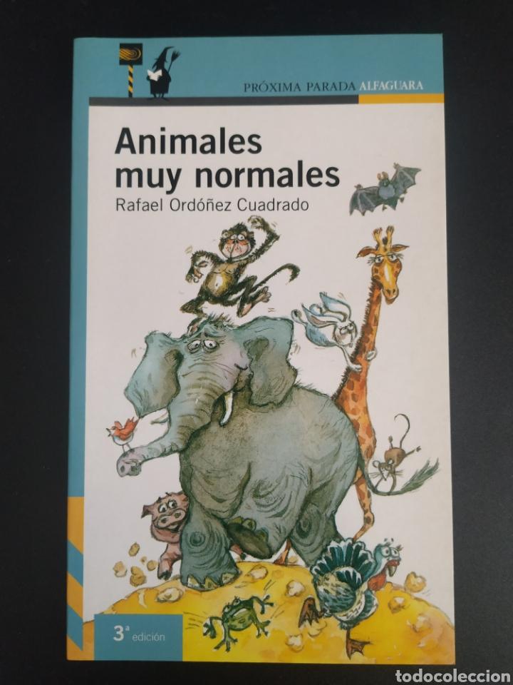 ANIMALES MUY NORMALES (Libros Nuevos - Literatura Infantil y Juvenil - Literatura Infantil)