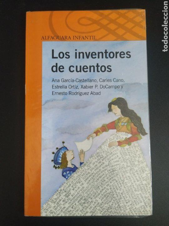 LOS INVENTORES DE CUENTOS (Libros Nuevos - Literatura Infantil y Juvenil - Literatura Infantil)