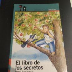Libros: EL LIBRO DE LOS SECRETOS. Lote 227094955