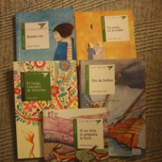 Libros: LOTE EDELVIVES LIBROS INFANTILES ALA DELTA. Lote 227272615