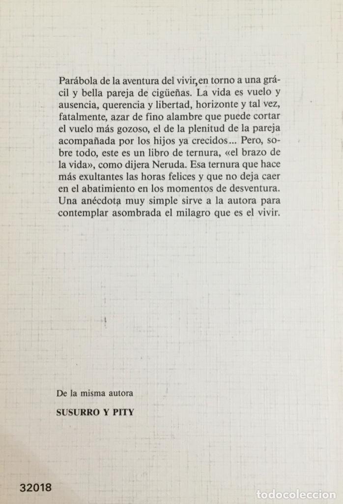 Libros: La Cigüeña que no emigró. Marisa Botella. NUEVO - Foto 2 - 228629535