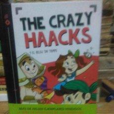 Livres: THE CRAZY HAACKS Y EL RELOJ SIN TIEMPO(3).MONTENA. Lote 248358530