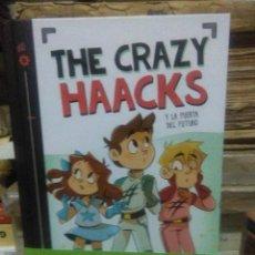 Livres: THE CRAZY HAACKS Y LA PUERTA DEL FUTURO(7).MONTENA. Lote 248358925