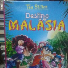 Livros: TEA STILTON.DESTINO MALASIA .DESTINO. Lote 228816846