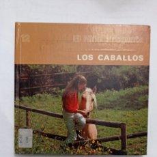 Libros: EL NIÑO PREGUNTA LOS CABALLOS. Lote 232075265