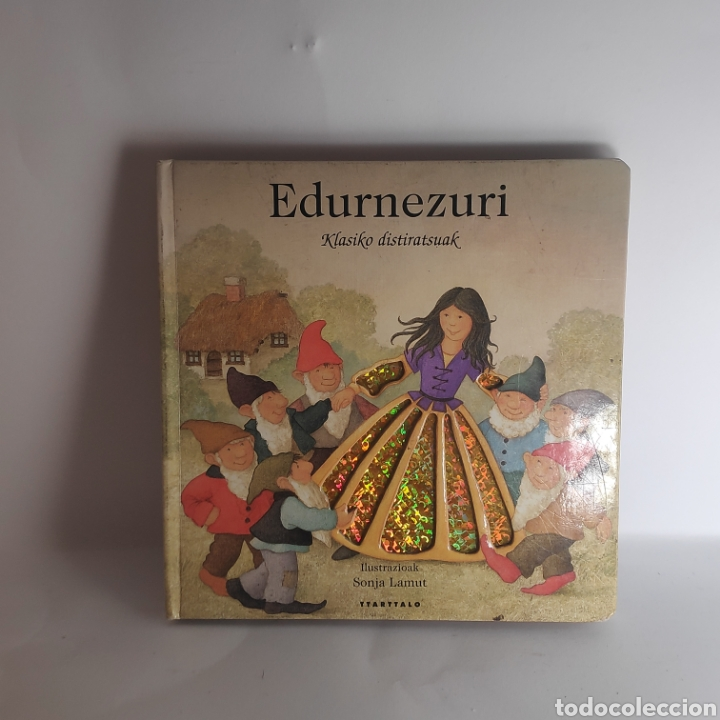 EDURNEZURI - IPUIN DISTIRATSUAK - LIBRO EUSKERA (Libros Nuevos - Literatura Infantil y Juvenil - Literatura Infantil)