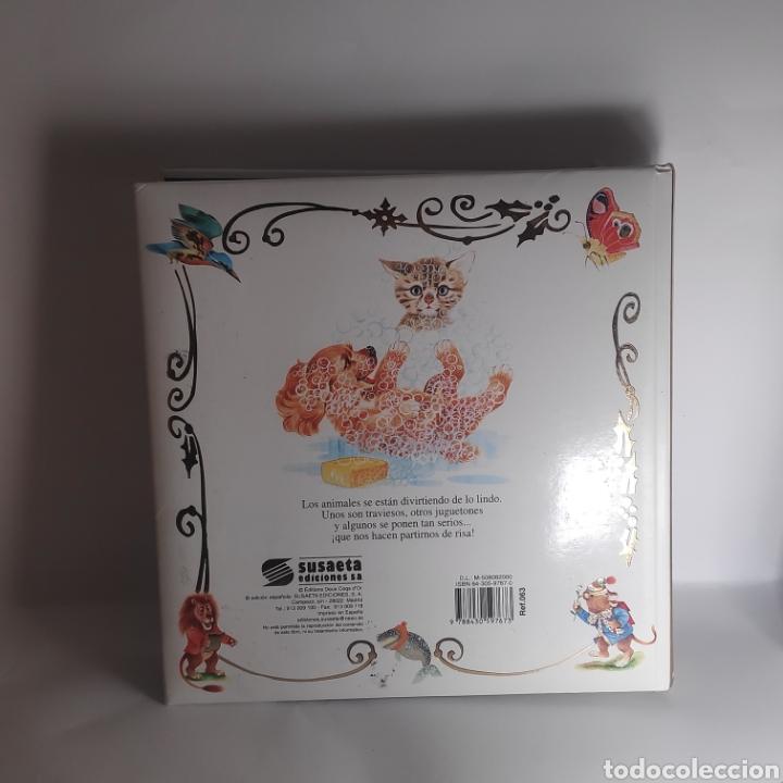 Libros: Tus amigos los animales. Susaeta - Foto 3 - 234657475