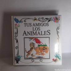 Libros: TUS AMIGOS LOS ANIMALES. SUSAETA. Lote 234657475