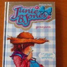 Libros: JUNIE B JONES,GRANJERA ,NÚMERO 16,BARBARA PARK. Lote 235093155