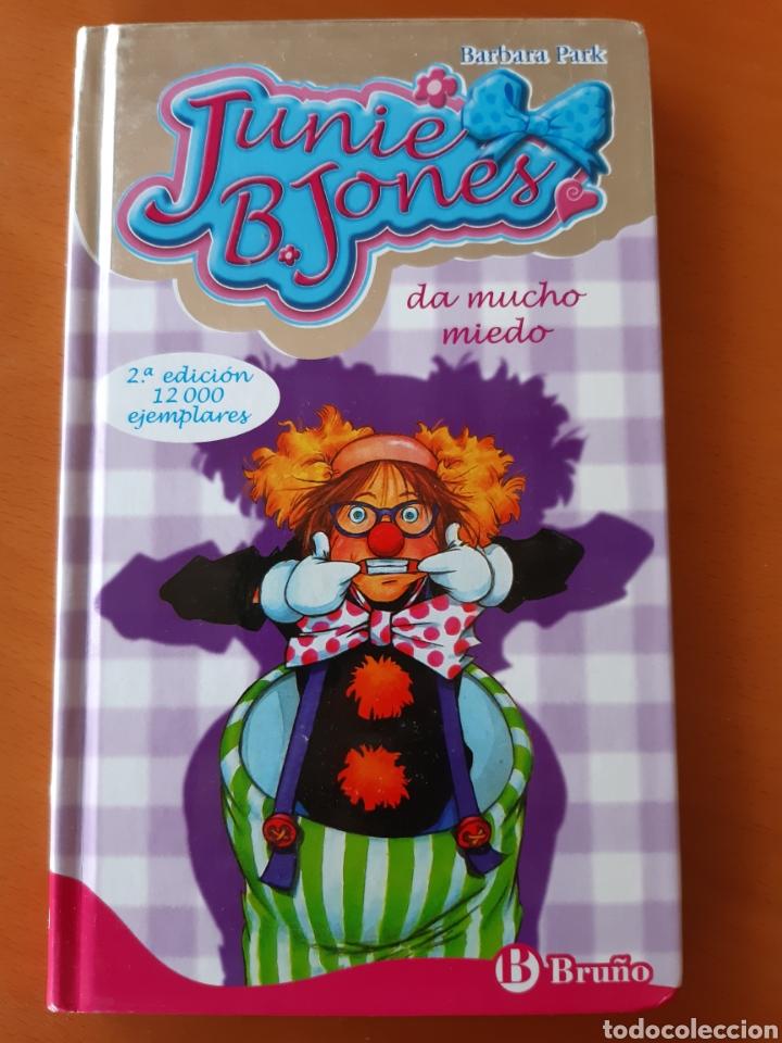 JUNIE B JONES, DA MUCHO MIEDO,NÚMERO 24 (Libros Nuevos - Literatura Infantil y Juvenil - Literatura Infantil)