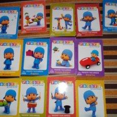 Libros: DVDS , APRENDE RIENDO, POCOYO. Lote 235101640