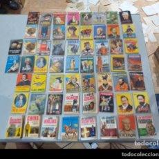 Libros: LOTE DE 58 MINI LIBRITOS PEQUEÑOS VARIADOS. VER FOTOS. Lote 235279770