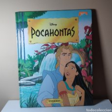 Libros: POCAHONTAS DISNEY EVEREST. Lote 235871320