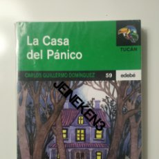 Libros: LA CASA DEL PANICO. Lote 236461125