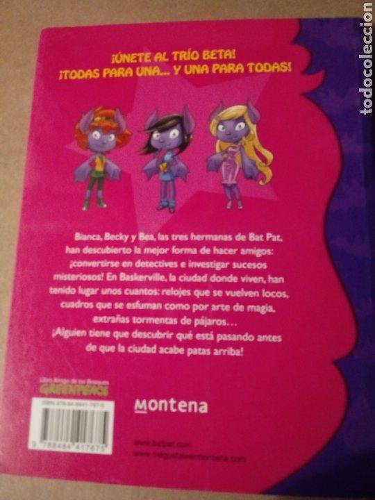Libros: Cuatro Amigas para un misterio.Trio Beta.ed.Montena. - Foto 2 - 240227090