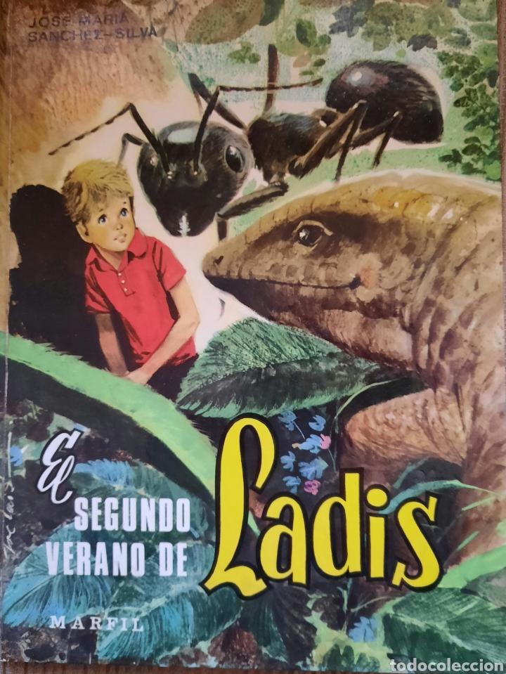 EL SEGUNDO VERANO DE LADIS -JOSÉ MARIA SÁNCHEZ SILVA- (Libros Nuevos - Literatura Infantil y Juvenil - Literatura Infantil)