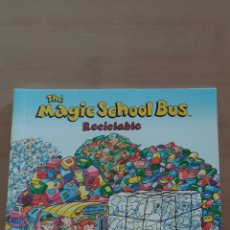 Libros: THE MAGIC SCHOOL BUS RECICLABLE BURGER KING. Lote 241452850