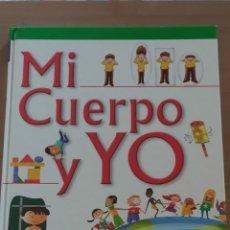 Libros: MI CUERPO Y YO , OCÉANO. Lote 241534150