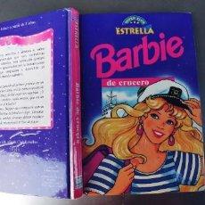 Libros: BARBIE DE CRUCERO,TAPA DURA,123 PAGINAS,AÑO 1988,HEMMA JOVEN,. Lote 242376215