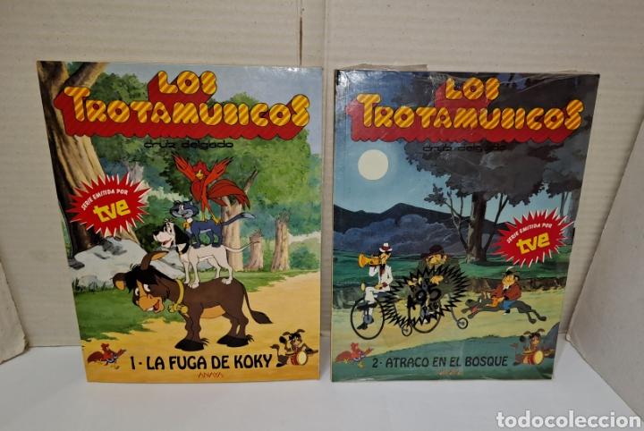 Libros: LOS TROTAMÚSICOS. ANAYA. LOTE DE 13 CUENTOS. NUEVOS. SIN LEER. 1989. 1-2-3-4-5-6-7-8-18-19-21-22-23. - Foto 6 - 244692150