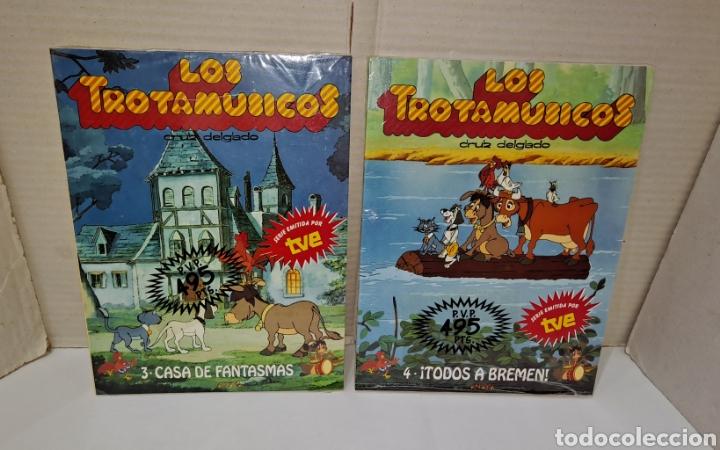 Libros: LOS TROTAMÚSICOS. ANAYA. LOTE DE 13 CUENTOS. NUEVOS. SIN LEER. 1989. 1-2-3-4-5-6-7-8-18-19-21-22-23. - Foto 8 - 244692150