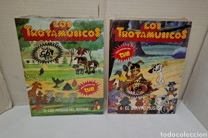 Libros: LOS TROTAMÚSICOS. ANAYA. LOTE DE 13 CUENTOS. NUEVOS. SIN LEER. 1989. 1-2-3-4-5-6-7-8-18-19-21-22-23. - Foto 10 - 244692150