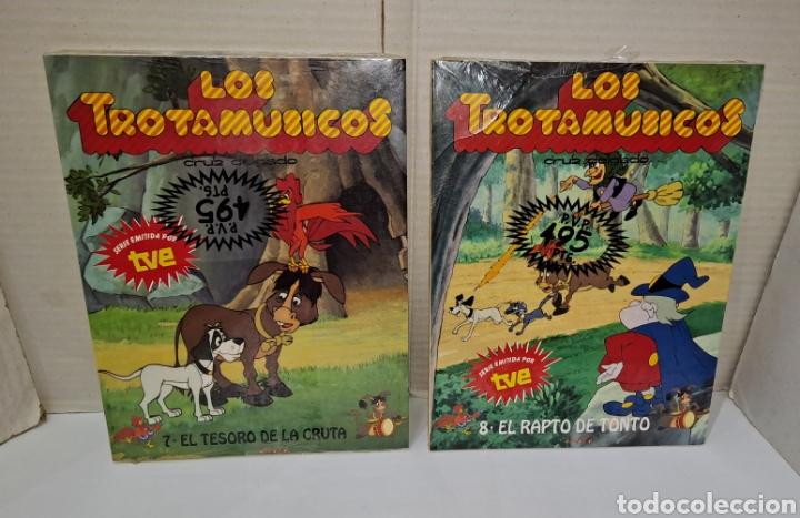Libros: LOS TROTAMÚSICOS. ANAYA. LOTE DE 13 CUENTOS. NUEVOS. SIN LEER. 1989. 1-2-3-4-5-6-7-8-18-19-21-22-23. - Foto 12 - 244692150