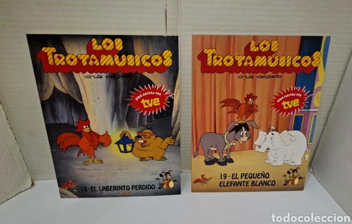 Libros: LOS TROTAMÚSICOS. ANAYA. LOTE DE 13 CUENTOS. NUEVOS. SIN LEER. 1989. 1-2-3-4-5-6-7-8-18-19-21-22-23. - Foto 14 - 244692150