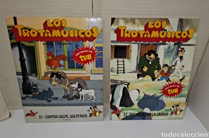 Libros: LOS TROTAMÚSICOS. ANAYA. LOTE DE 13 CUENTOS. NUEVOS. SIN LEER. 1989. 1-2-3-4-5-6-7-8-18-19-21-22-23. - Foto 16 - 244692150
