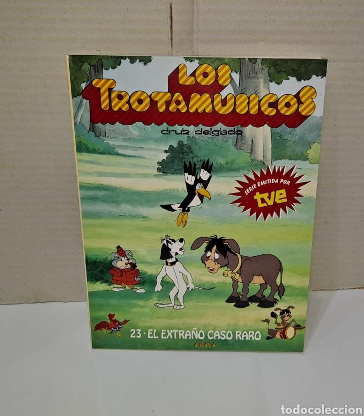Libros: LOS TROTAMÚSICOS. ANAYA. LOTE DE 13 CUENTOS. NUEVOS. SIN LEER. 1989. 1-2-3-4-5-6-7-8-18-19-21-22-23. - Foto 18 - 244692150