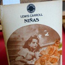 Libros: LEWIS CARROLL.NIÑAS. Lote 245598800