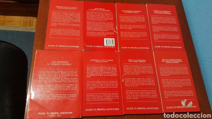Libros: LOTE LIBROS ELIGE TU PROPIA AVENTURA - Foto 2 - 247570130