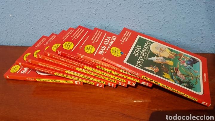Libros: LOTE LIBROS ELIGE TU PROPIA AVENTURA - Foto 4 - 247570130