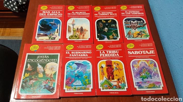 LOTE LIBROS ELIGE TU PROPIA AVENTURA (Libros Nuevos - Literatura Infantil y Juvenil - Literatura Infantil)