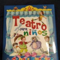 Livros: TEATRO PARA NIÑOS GRANDES LIBROS. Lote 247815250