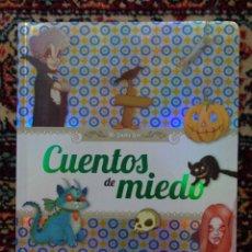 Libros: SUSAETA CUENTOS DE MIEDO. Lote 252354490