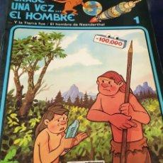 Libros: ERASE UNA VEZ EL HOMBRE DEL 1 AL 13 COMPLETO. Lote 254775200