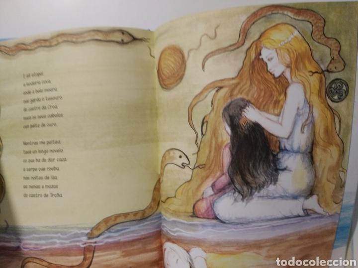 Libros: Bambán de vento. Hortensia Bautista. Aurora Quintero. Cuento gallego. Cómic lingua Galega - Foto 3 - 260077380